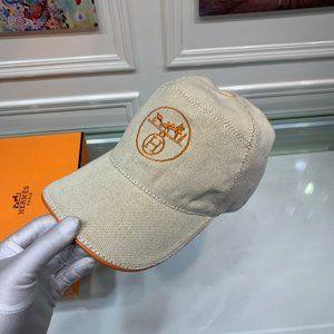 Hermes Cap Hat Unisex